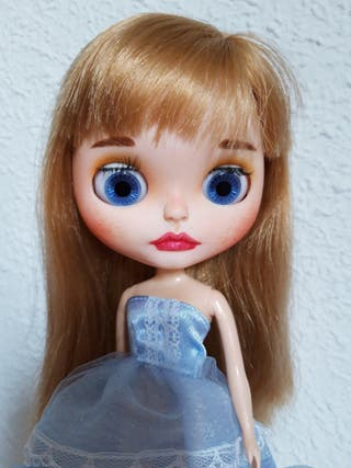 Muñeca Blythe Customizada