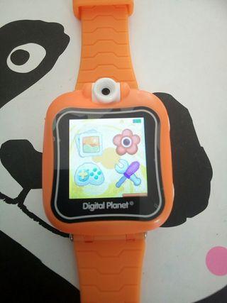 Reloj Kidizoom