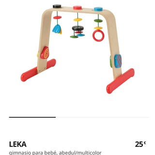 Gimnasio bebé IKEA