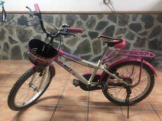 Bicicleta infantil Umit