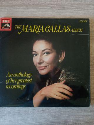 Maria Callas Vinilo