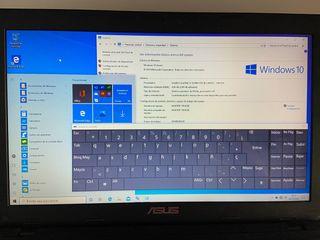 """Portátil ASUS 17"""" gran pantalla"""