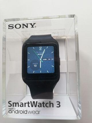SmartWatch 3 Sony serie limitada Massimo Dutti