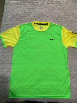 Camiseta Técnica Siux...talla M...padel