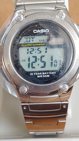 Reloj Casio digital mujer