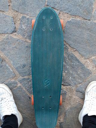 Longboard/skate Oxelo