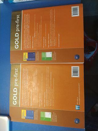 libros preparatorios para examen first de inglés