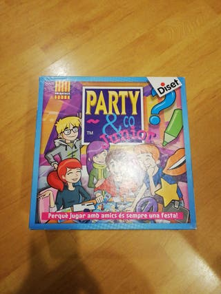 party & co junior Catala