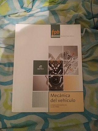 libro de formación profesional mecánica del vehícu