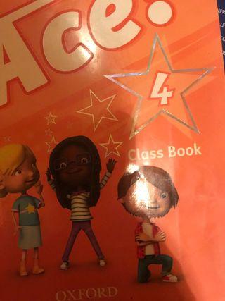 Clash Book o activity Book cuarto de primaria