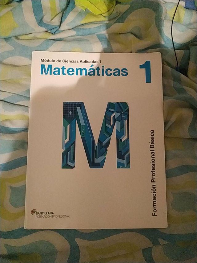 matemáticas formación profesional básica libro