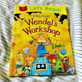 Wendel's Workshop Let's Read New Book