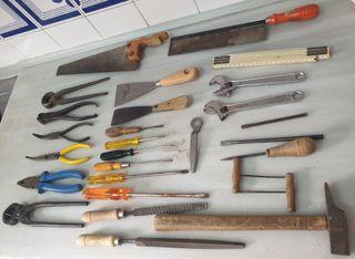 Kit completo herramientas del hogar