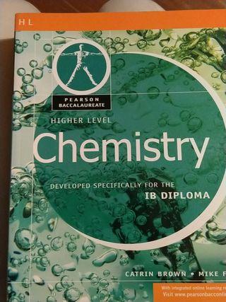 Química Bachillerato internacional