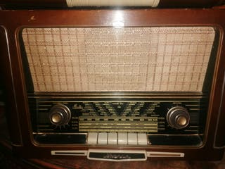 Ràdios antiguas