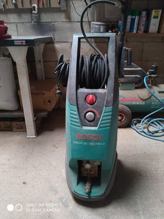 hidrolimpiadora-lavadora bosch aquatak 160 pro x