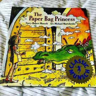 The Paper Bag Princess Robert Munsch