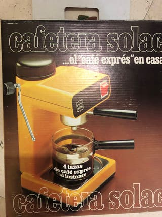 Cafetera Solac