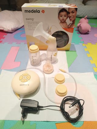 Sacaleches Electrico Medela Swing