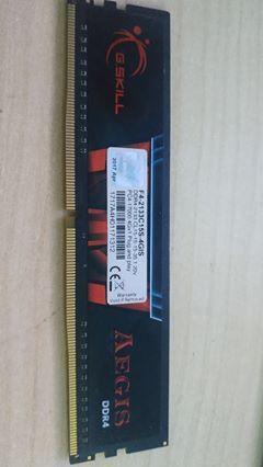 Memoria Ram DDR4-4GB-2133 Mhz