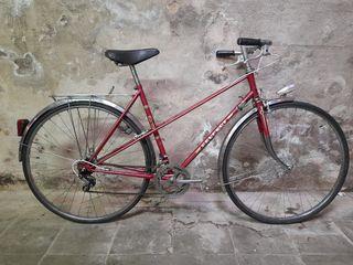 Bicicleta Peugeot mixte classica
