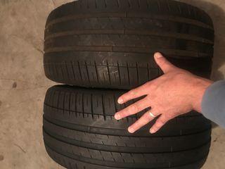 Pareja Michelin 245/40/18 97Y