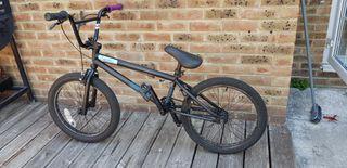 stunt BMX bike