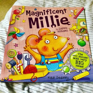 Magnificent Milly Children's New Book