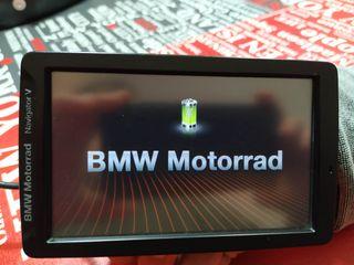 GPS Garmin Navigator V. BMW Motorrad