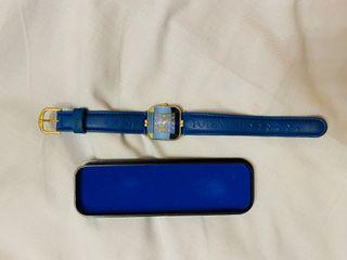 Reloj mujer azul