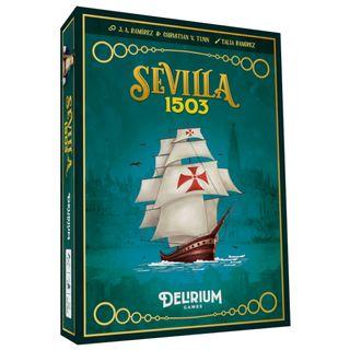 NUEVO Sevilla 1503 juego Delirium Games