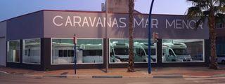 Tienda caravanas Mar menor