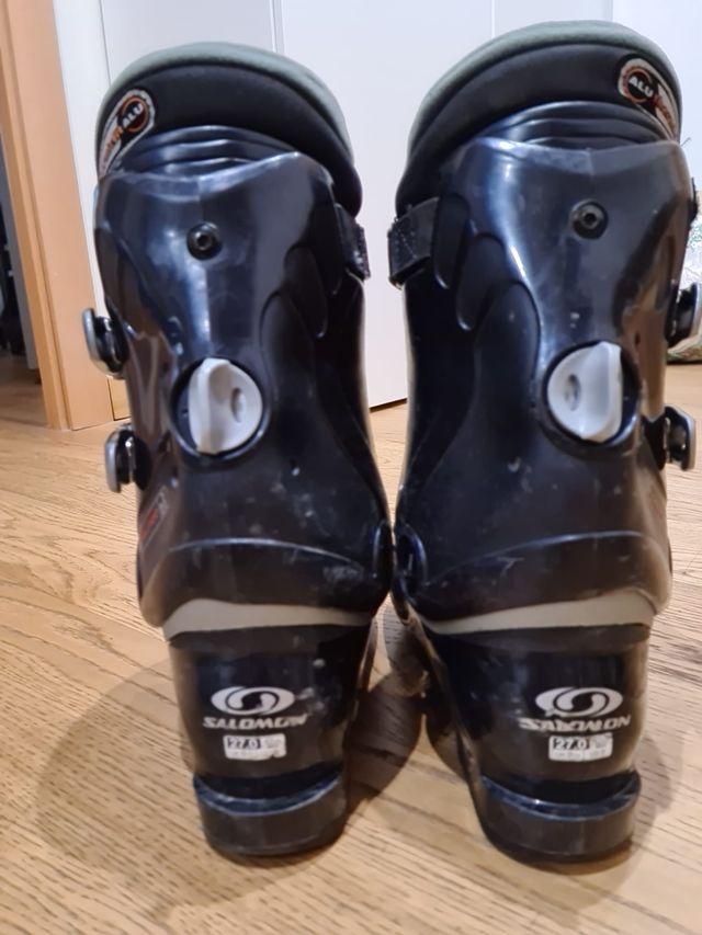 Botas esquí hombre Salomón T.42-43 (27)