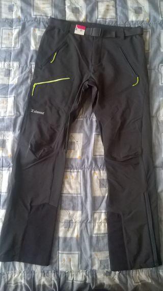 Pantalon de escalada Simond