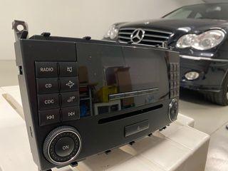 Radio CD Audio 20 Mercedes Benz W203/W209