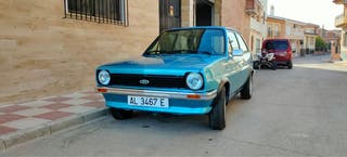 Ford Fiesta 1980