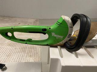 Corta setos eléctrico marca VIKING