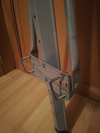 portabicis con llave