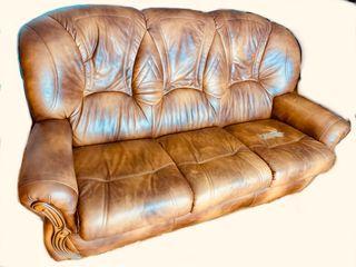Sofá de piel Cheste