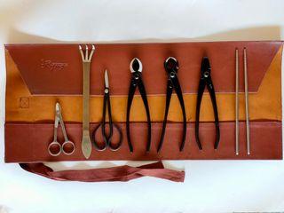 Ryuga. Set herramientas Bonsai