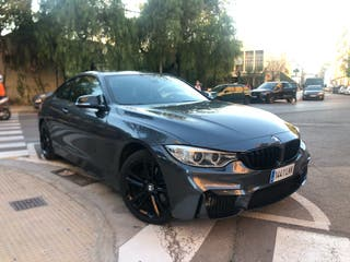 BMW 420d xdrive Coupe M4