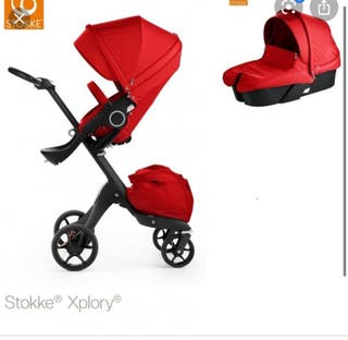 Coche de bebé stokke xplory v5