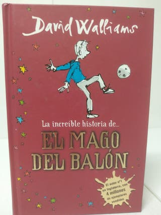 La increíble historia del mago del balón