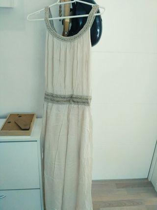 Vestido largo estilo griego