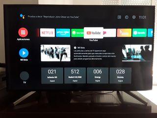 SONY TV LED 55 pulgadas Ultra HD 4K Android TV