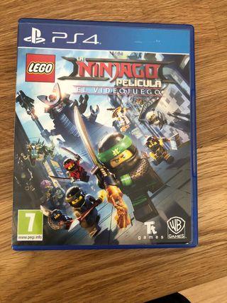 Lego Ninjago La pelicula