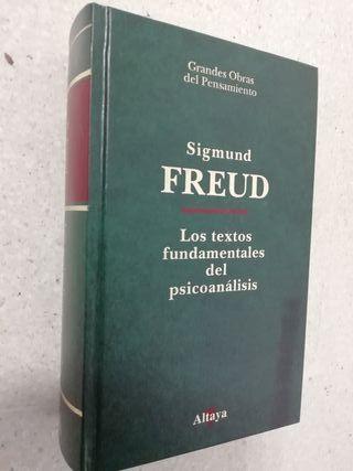 libro de los textos fundamentales de Freud