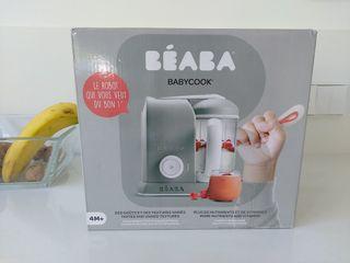 Robot de Cocina infantil 4 en 1. Babycook Béaba