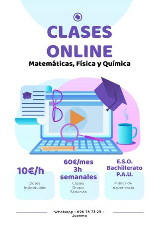 CLASES ONLINE PARRICULARES
