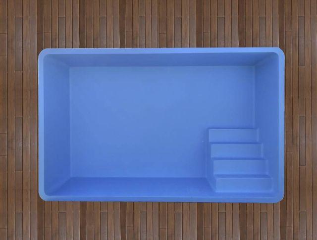 Mini piscina elevada Casiopea